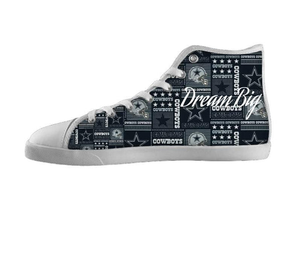 Dream Big Dallas Cowboys Shoes