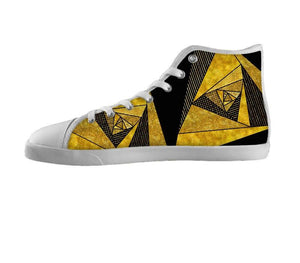 Sacred Geometry Golden Triangle