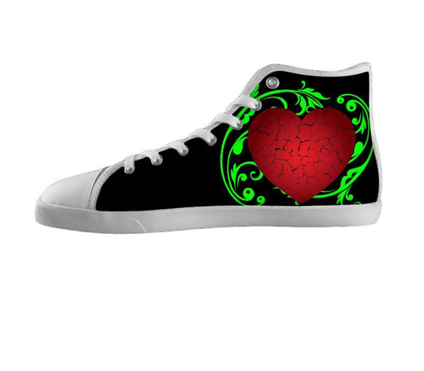 Neon Broken Heart Shoes