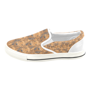 Airedale Terrier Slip On Shoes