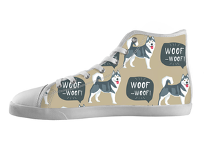 Alaskan Malamute Shoes