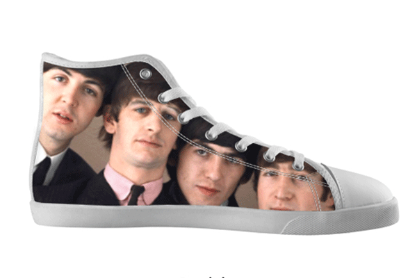 The Beatles Faces Shoes , hideme - spreadlife, SpreadShoes  - 2