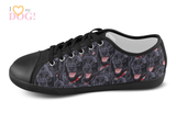 Black Labrador Shoes Women's Low Top / 5 / Black, Shoes - spreadlife, SpreadShoes  - 2