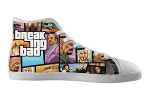 Grand Theft Breaking Bad Shoes , hideme - spreadlife, SpreadShoes  - 2
