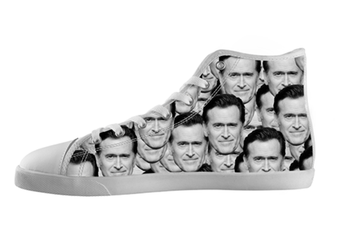 Bruce Campbell Shoes