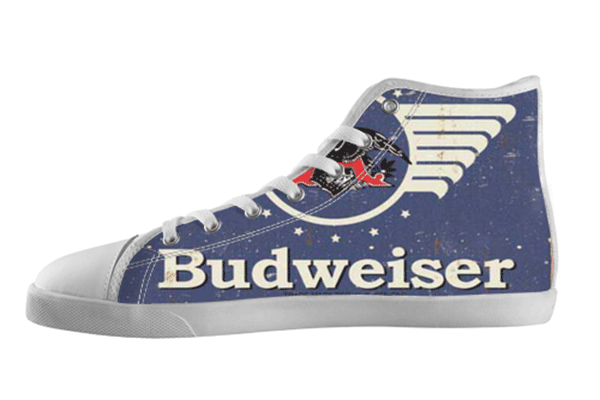 Budweiser Beer Shoes