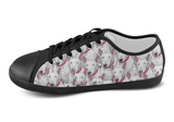Bull Terrier Shoes Women's Low Top / 5 / Black, Shoes - spreadlife, SpreadShoes  - 4
