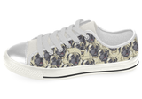 BullMastiff Shoes Women's Low Top / 6 / White, Shoes - spreadlife, SpreadShoes  - 3
