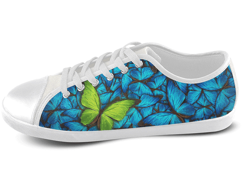 Butterfly Low Top Shoes