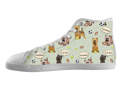 Cute Cairn Terrier Shoes
