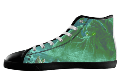 Cthulhu High Top Shoes