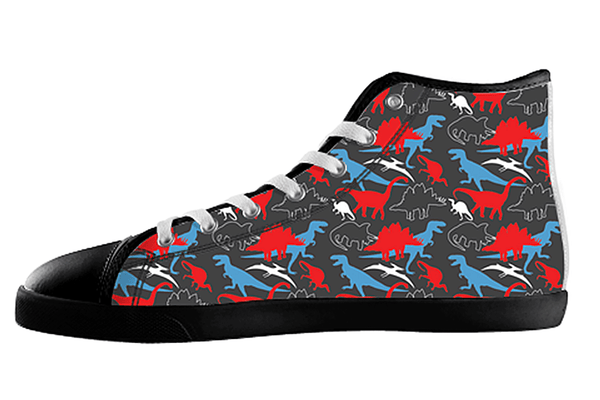 Dinosaur Pattern Shoes