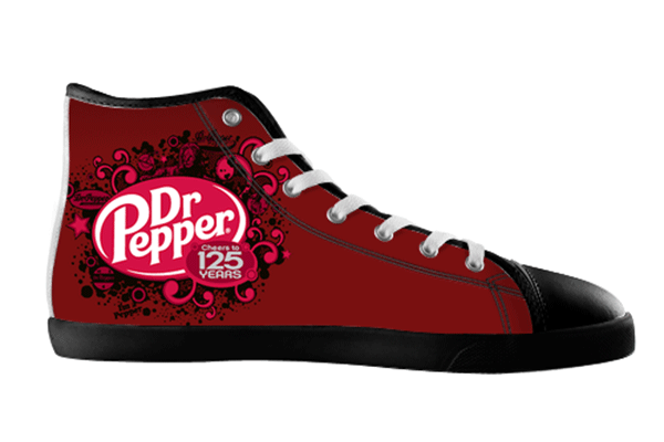 Dr. Pepper High Top Shoes , hideme - spreadlife, SpreadShoes  - 2