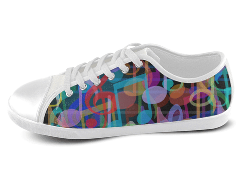 Face the Music Low Top Shoes