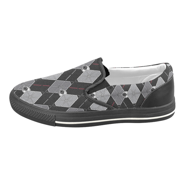 Fighter Life Slip On Shoes