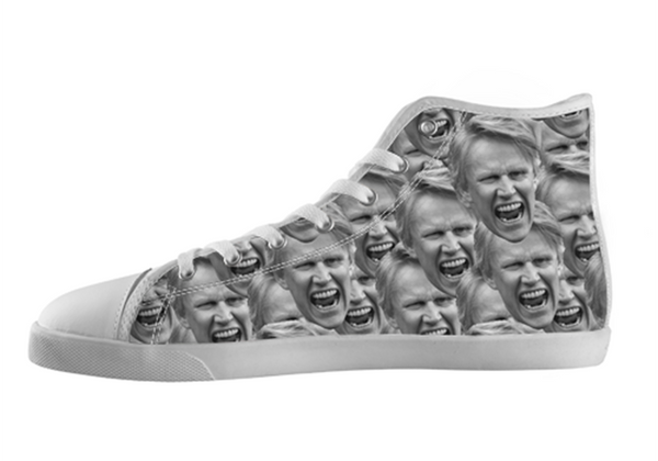 Gary Busey Shoes