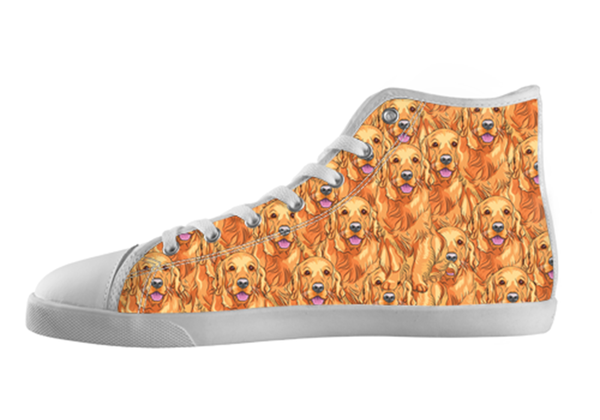 Golden Retriever Shoes *Ready to Ship*