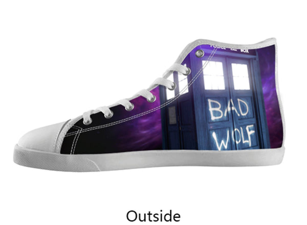Bad Wolf Shoes