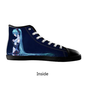 Vocaloid High Top Shoes , Unknown - spreadlife, SpreadShoes  - 2