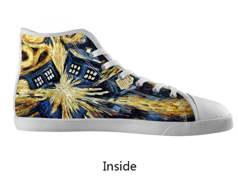 Doctor Van Gogh Shoes , Shoes - spreadlife, SpreadShoes  - 2