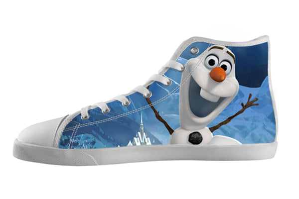 Olaf Snowman Shoes