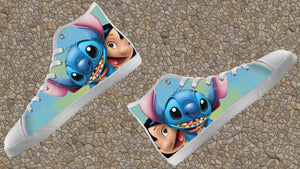Lilo and Stitch Shoes , Shoes - spreadlife, SpreadShoes  - 2