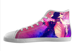 The King of Pop Shoes Women's / 5 / White, Unknown - spreadlife, SpreadShoes  - 2