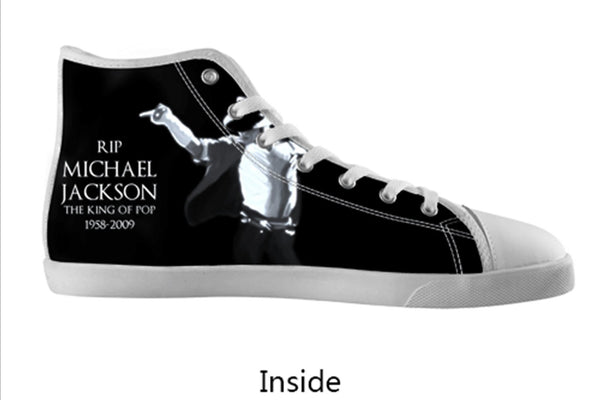 The King of Pop Shoes