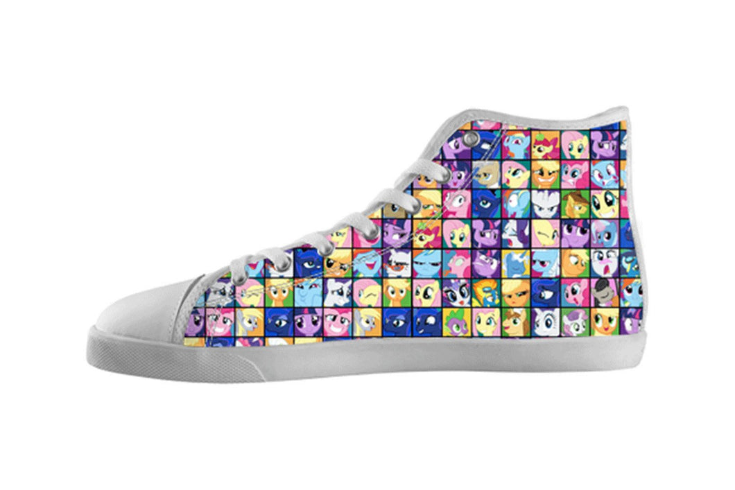 My Little Pony Shoes Women's / 5 / White, Unknown - spreadlife, SpreadShoes  - 1