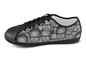 Jeff Goldblum Shoes Women's Low Top / 5 / Black, Shoes - spreadlife, SpreadShoes  - 4
