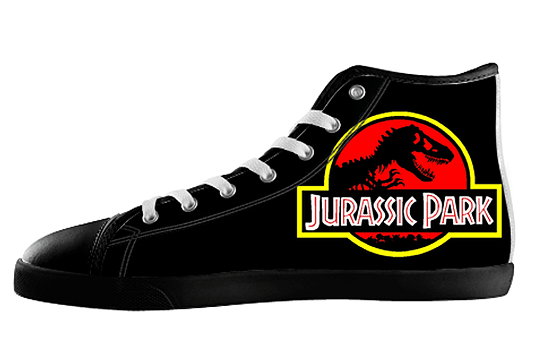 Jurassic Park Shoes Women's / 5 / Black, Shoes - spreadlife, SpreadShoes  - 1