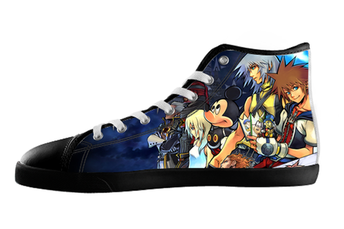 Kingdom Hearts Member Shoes Women's / 5 / Black, Shoes - spreadlife, SpreadShoes  - 1