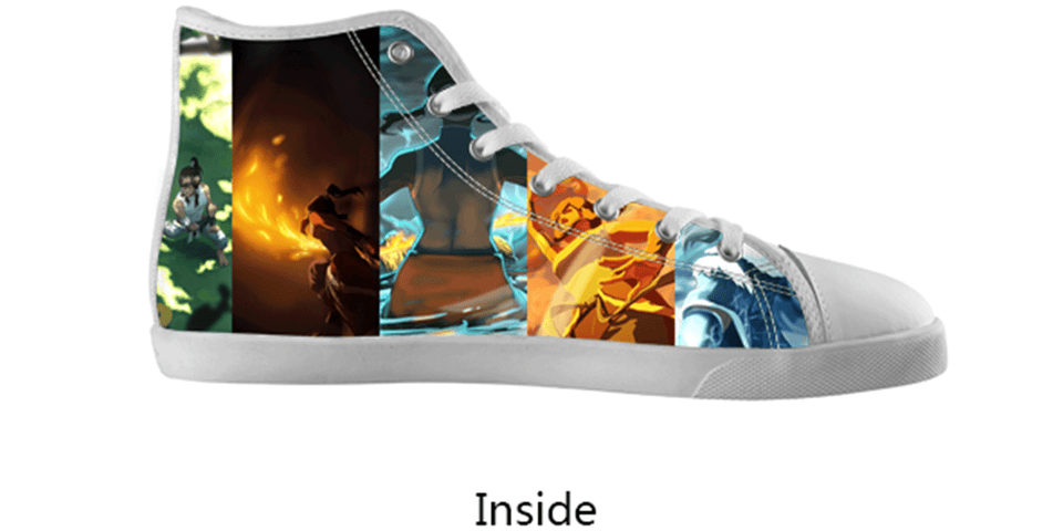 Legend of Korra Shoes , Shoes - spreadlife, SpreadShoes  - 2