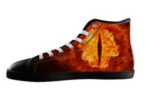 The Firey Eye Shoes Men's / 7 / Black, Shoes - spreadlife, SpreadShoes  - 1