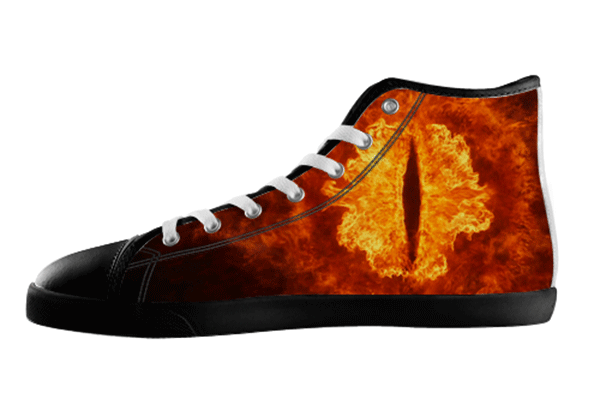 The Firey Eye Shoes