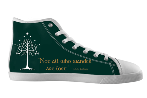 White Tree of Gondor Shoes , Shoes - spreadlife, SpreadShoes  - 2