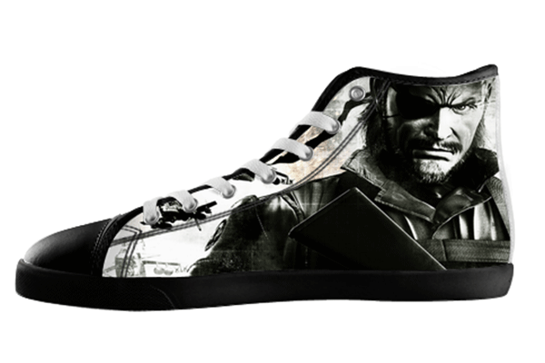 Metal Gear Solid Shoes