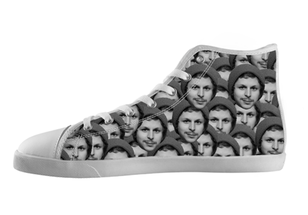 Michael Cera Shoes