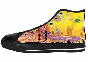 Space Adventure Shoes