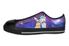 Morty in Space Low Top Shoes