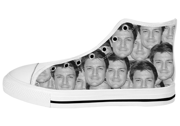Nathan Fillion Shoes