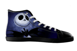 Jack Skellington Shoes Women's / 5 / Black, Shoes - spreadlife, SpreadShoes  - 1