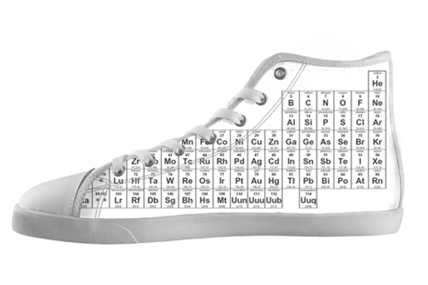 Periodic Table Shoes , Shoes - spreadlife, SpreadShoes  - 1