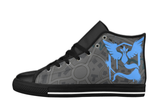 Team Mystic Shoes Women's / 6 / Black (Canvas), Shoes - spreadlife, SpreadShoes  - 1