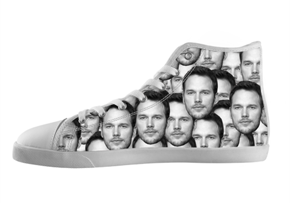 Chris Pratt Shoes