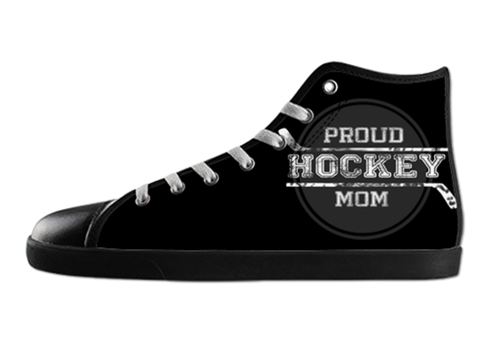 Proud Hockey Mom Shoes