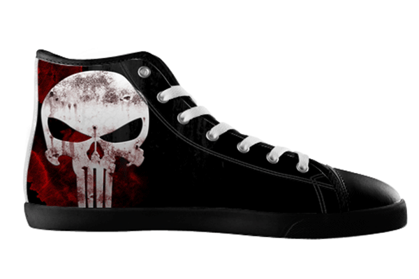 Punisher Shoes , Shoes - spreadlife, SpreadShoes  - 2