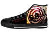Jigsaw Horror High Top Shoes