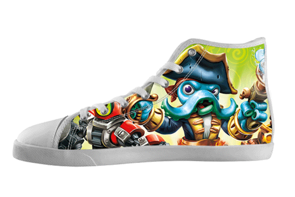 Skylanders Trap Team Shoes