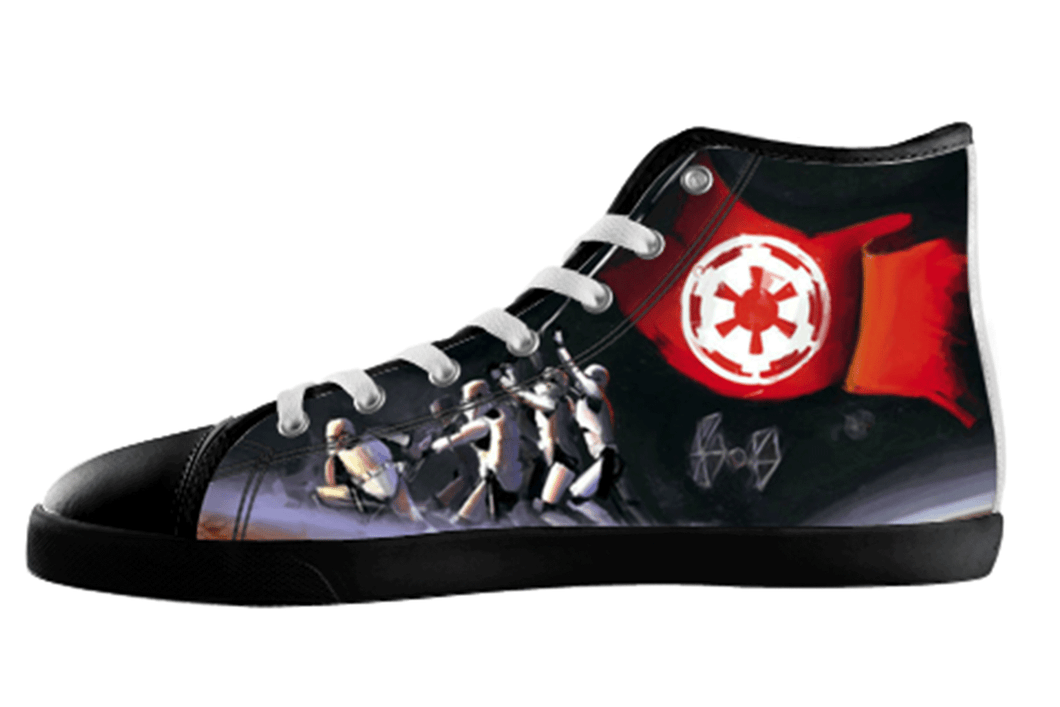 StormTrooper Shoes Women's / 5 / Black, Shoes - spreadlife, SpreadShoes  - 1